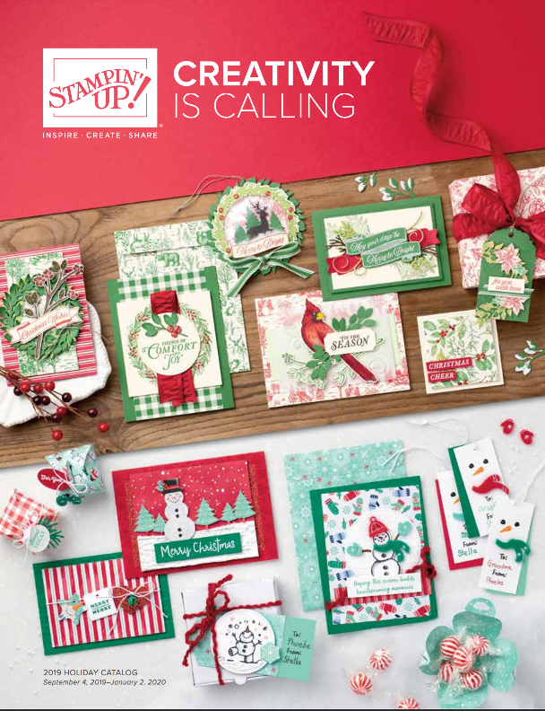 Holiday Catalog is LIVE Today!!!