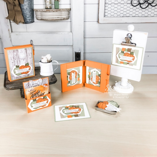 October 2019 Papercrafting Triple Play Issue