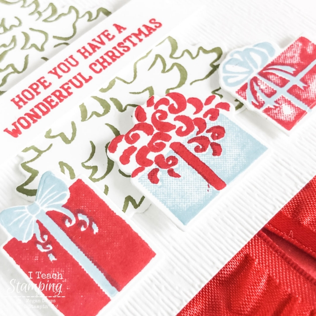 Another pick from my handmade Christmas cards ideas - click through to see!