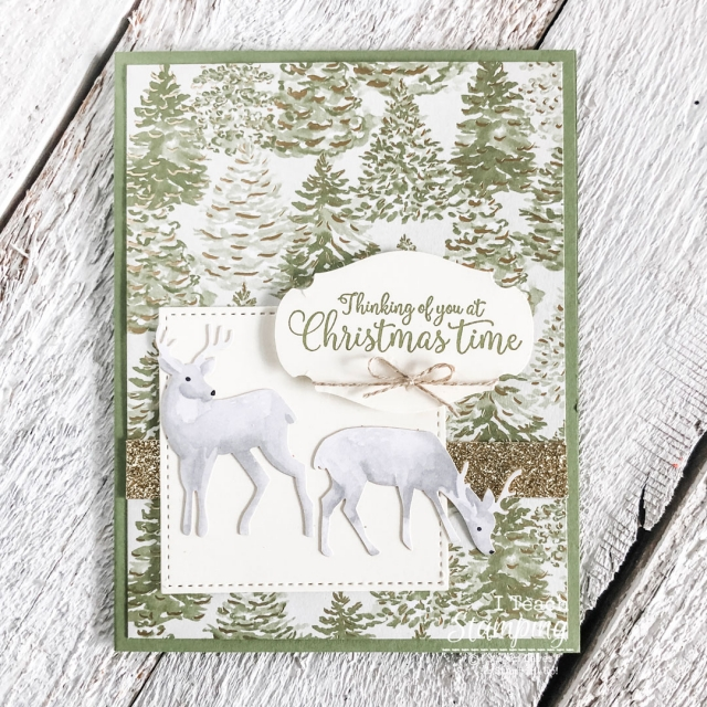 Come see how I used one kit to make beautiful handmade Christmas cards that are totally send-worthy!