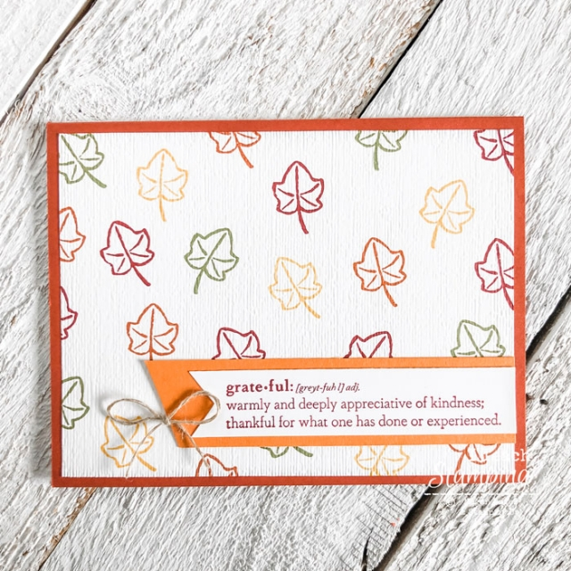 Fall Greeting Cards Made Easy!