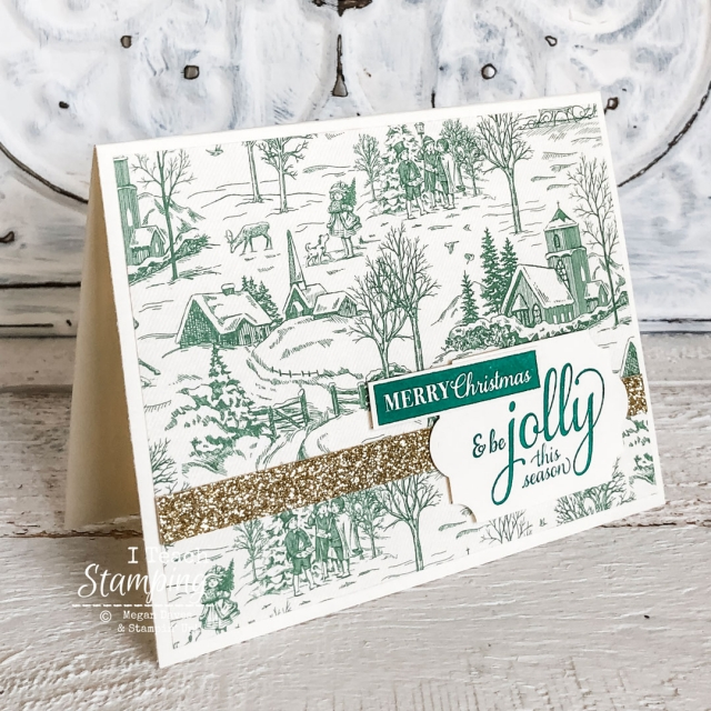 Come see how you can make about two dozen clean and simple handmade Christmas cards in under an hour!