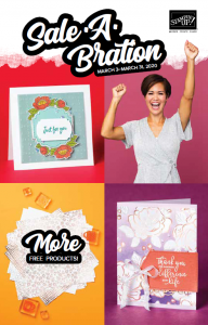 Stampin' Up! Sale-A-Bration 2020 Second Release Products - Come check 'em out!