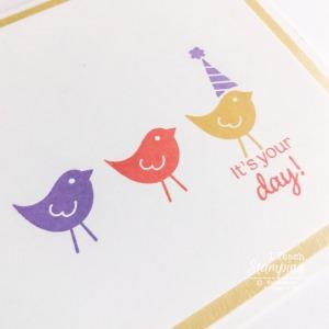 Easy DIY Birthday Cards in a Flash!