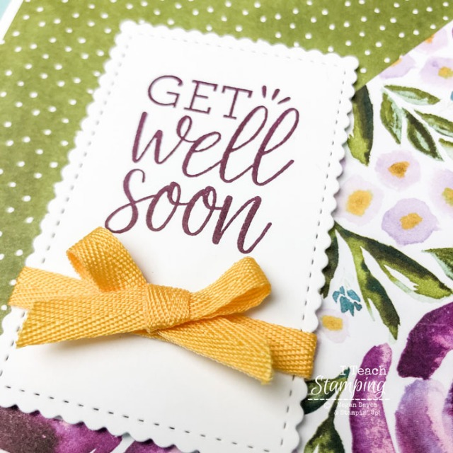 get well soon card that's easy to make