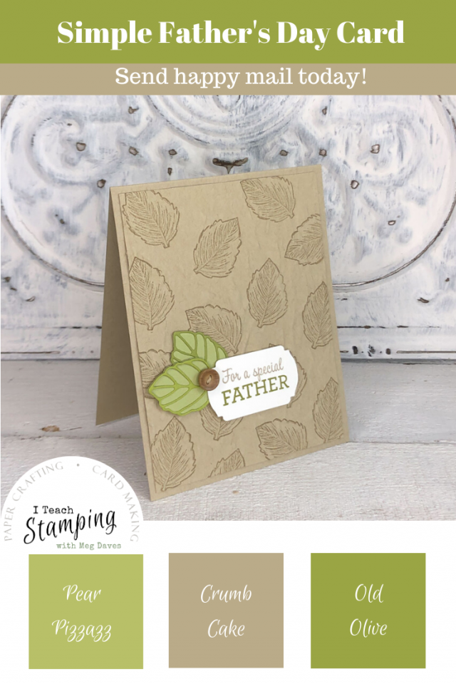 DIY Father's Day Cards that are super fast and easy to make!