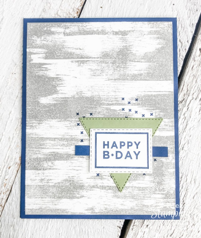 You have to come see how we made these handmade birthday cards for him - SUPE simple!