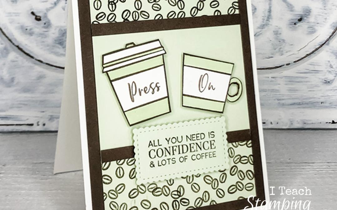 Handmade Encouragement Cards