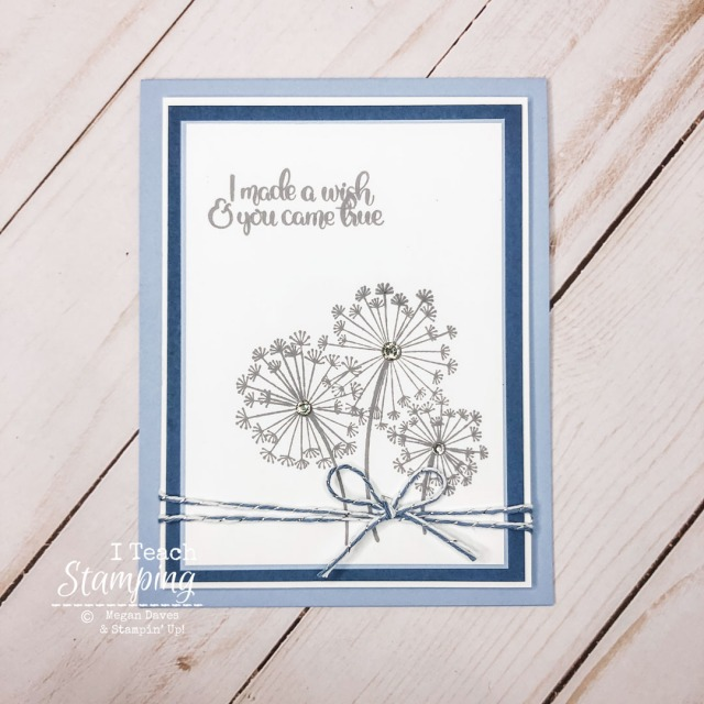 Today I am sharing a simple card making tip that works every time - come get the scoop!