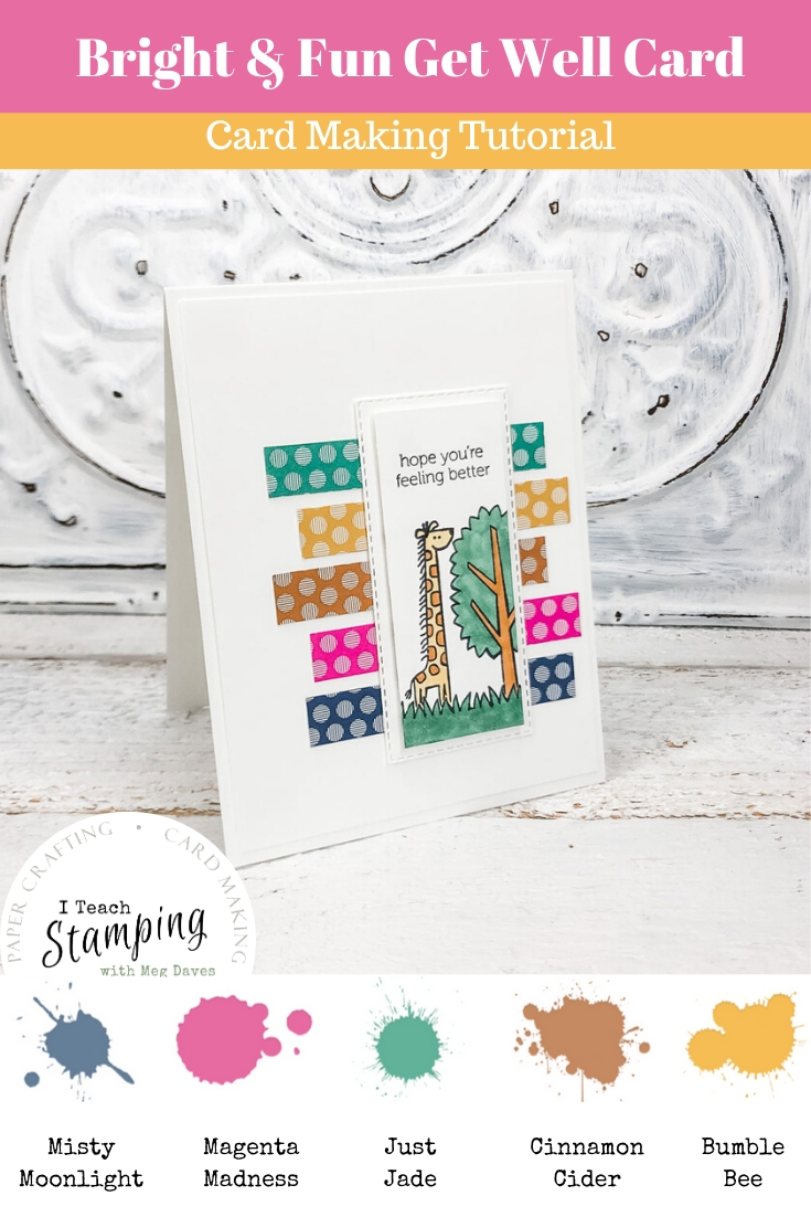 Pin this to your handmade get well soon cards board and have inspiration at the ready!