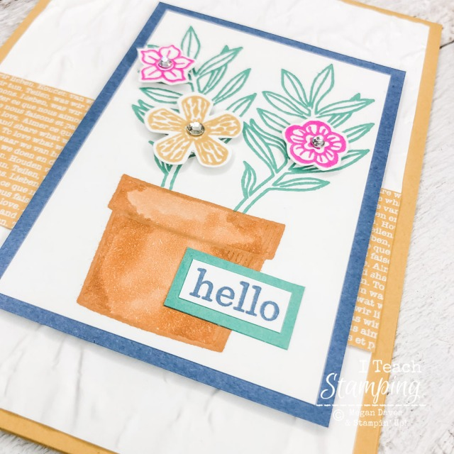 Come see why I am LOVING the New Stampin' Up! In Colors!