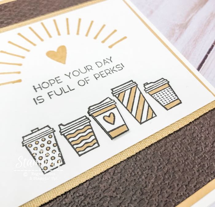 Cute and Easy Coffee Cards