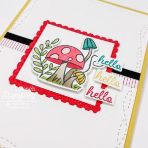 Making Handmade Friendship Cards