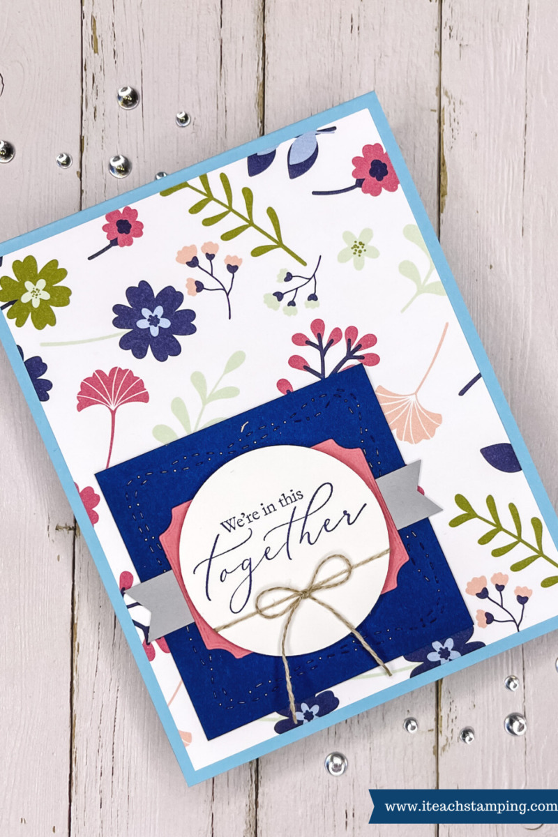 Simplicity With Card Making