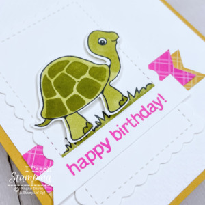 Turtle Friends Bundle from Stampin Up