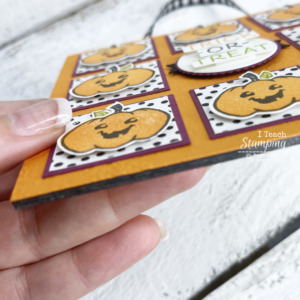 Cute DIY Halloween Sign